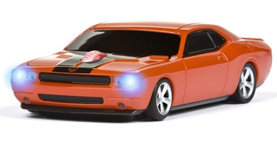 Challenger Corsa Exhaust