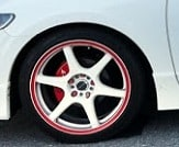 Audi Caliper Covers by MGP
