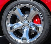 Chrysler Caliper Covers by MGP