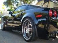 Corvette C5 Body Parts