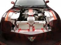 Corvette C5 Engine Dress Up