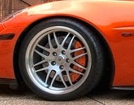 Corvette Caliper Covers by MGP