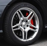 Mercedes Caliper Covers by MGP