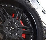 Acura Caliper Covers by MGP