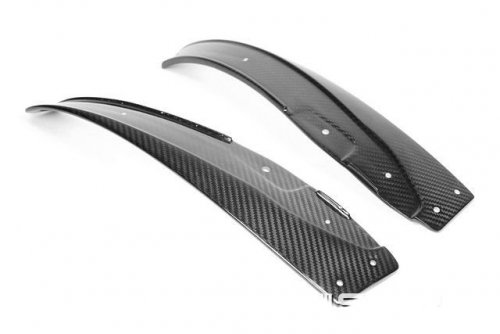2006-2013 C6 Corvette Carbon Fiber ZR1 Fender Guards CBX-ZR1MUG