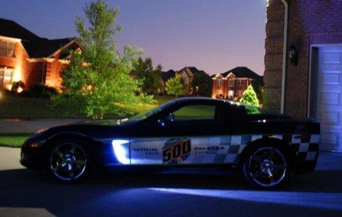 C6 Corvette  Fender Cove LED Lighting Kit