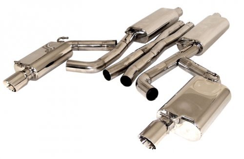 2005-2010 Dodge Charger and Magnum Billy Boat Exhaust System