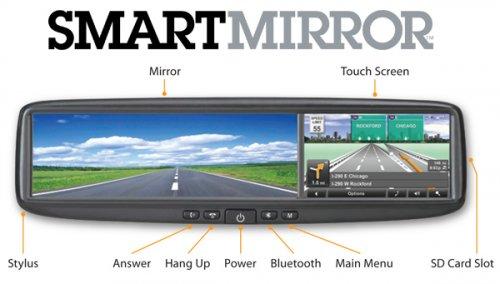 Escort Smart Mirror