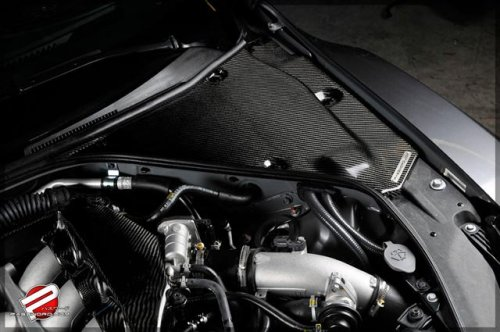 Nissan GT-R R35 Dry Carbon Engine Compartment Covers