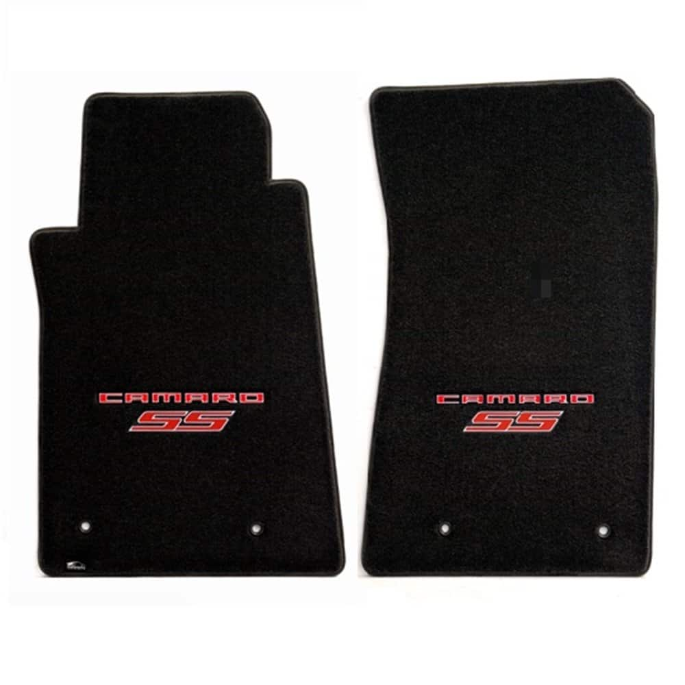 2016 2018 6th Generation Camaro Lloyds Ultimats Floor Mats