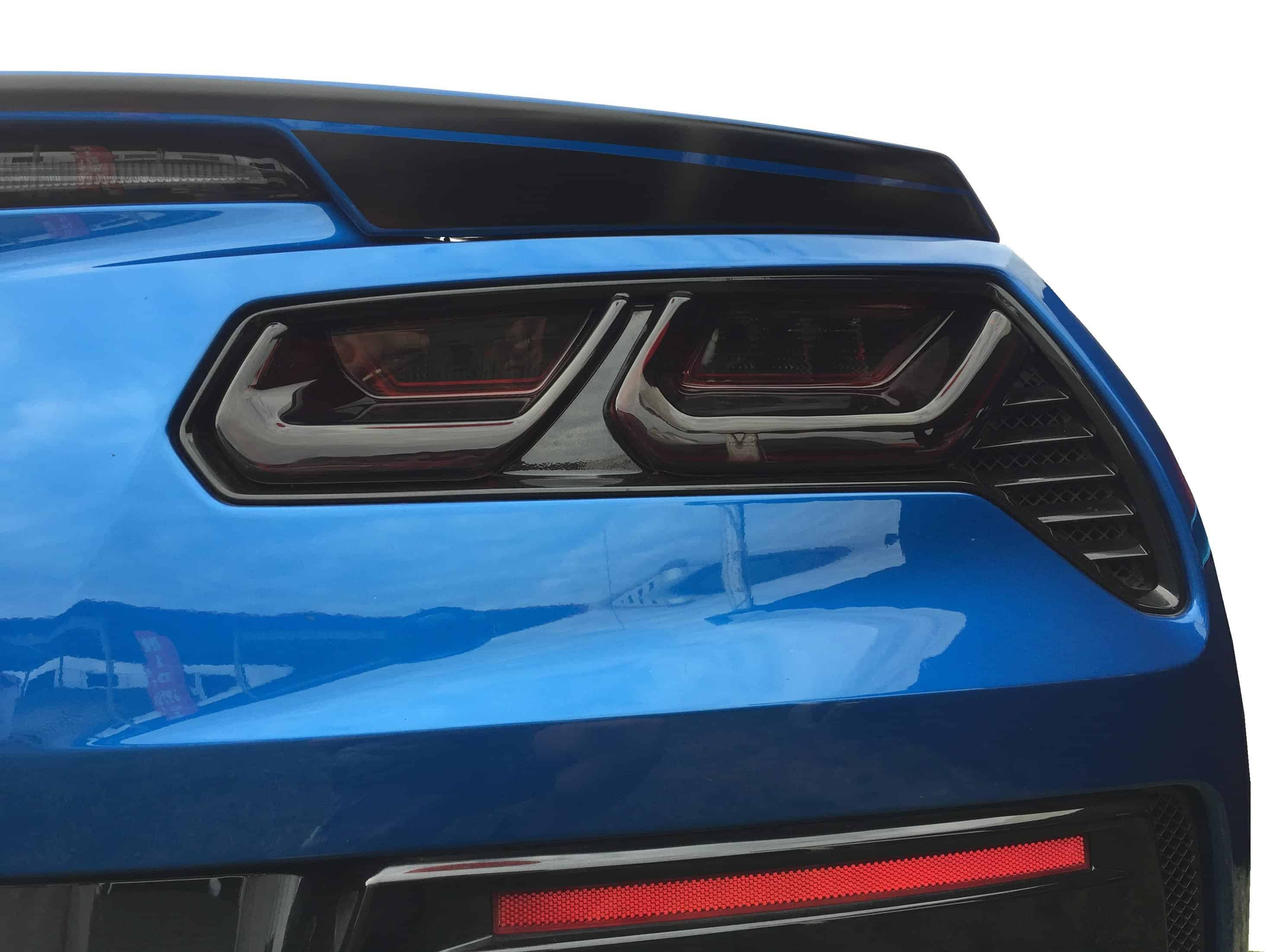New C Taillight Blackout Pictures
