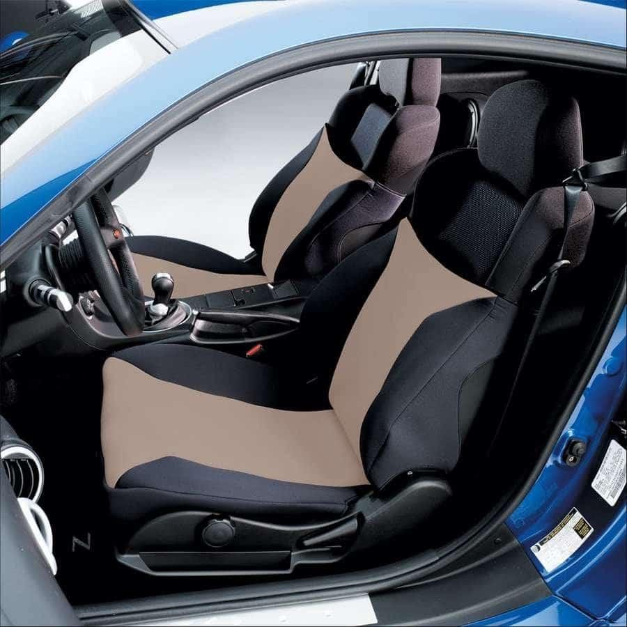 2009 2017 Dodge Challenger Semi Custom Fit Seat Covers