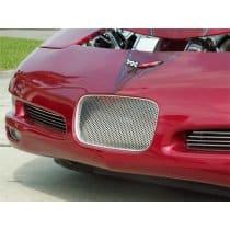 C5 Corvette Front License Plate Frame Filler