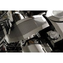 Corvette C5 Perforated Stainless Steel Air Tube Cover