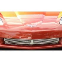 C6 Corvette Billet Style Stainless Steel Front Grille