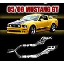 2005-10 Mustang 3 Valve American Racing Headers
