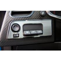 C7 Corvette Mirror/HUD Control Trim Plate