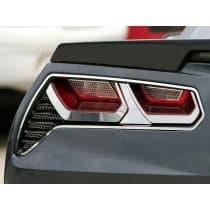 C7 Corvette Taillight Bezels Trim Kit