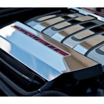C7 Corvette Stainless Steel Fuel Rail Covers