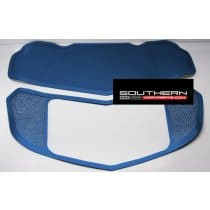 C7 Corvette Perforated Painted Stainless Steel Hood Panel Kit