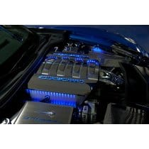 C7 Corvette Illuminated Fuel Rail Covers w/LEDs