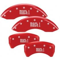2003-2004 Mustang Mach1 Red Caliper Covers