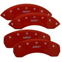 2007-2009 Lincoln Navigator Red Caliper Covers