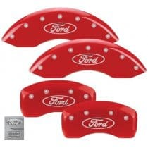 2006-2012 Ford Fusion Red Caliper Covers