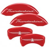 2002-2005 Ford Thunderbird Red Caliper Covers