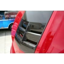 2010-2015 Camaro ZL1 Stainless Steel Hood Vent Trim