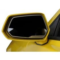 2010-2015 Camaro ZL1 Side View Mirrors Trim