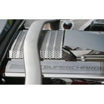 2010-2015 Camaro ZL1 Stainless Steel Engine Plenum Cover