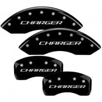 2005-2010 Dodge CHARGER 2.7L, 3.5L V6 Black Caliper Covers