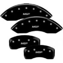 1988-1996 Corvette C4 Black Caliper Covers