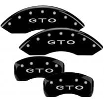 2004-2006 Pontiac GTO Black Caliper Covers (GTO)