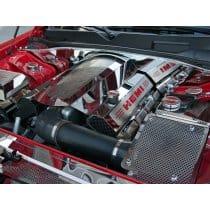 2009-2013 Dodge Challenger 5.7 Polished Firewall