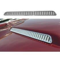 1965-1966 C2 Corvette Hood Grille 396/427 Right Hand