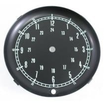 1965-1967 C2 Corvette Clock Face