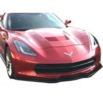 2014-2018 C7 Corvette Molded Plastic Grille Blackout Package