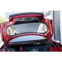 2015-2017 Ford Mustang Coupe Polished Trunk Lid Panel
