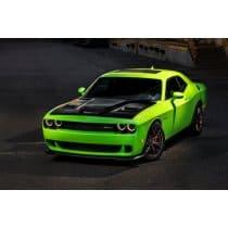 2015-2018 Dodge Challenger Hellcat American Racing Headers