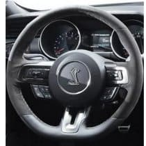 2015-2017 Ford Mustang GT350 D Style Steering Wheel