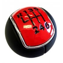 2015-2017 Ford Mustang Custom Painted 6-speed Gear Shift Knob Ball