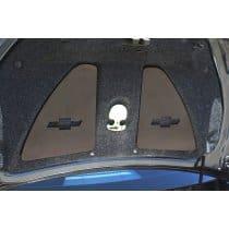 2016-2017 Camaro Billet Aluminum Trunk Lid Panel Inserts