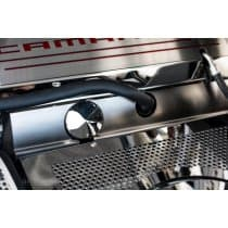 2016-2017 Camaro SS Stainless Steel Lower Fuel Rail Covers 103081