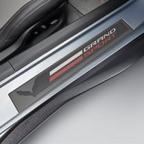C7 Corvette Grand Sport Door Sill Plates