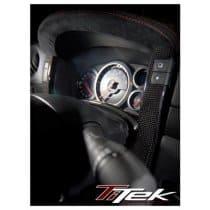 Nissan GT-R R35 Carbon Fiber Center Gauge Bezel