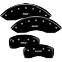 2012 Subaru BRZ Black MGP Caliper Covers