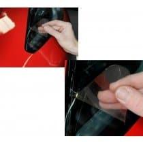 C7 Corvette Stingray Static Cling Clear Headlight Protection Kit