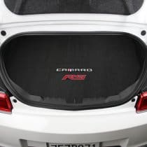 2016-2017 6th Generation Camaro CAMARO RS Logo Trunk Compartment Cargo Mat